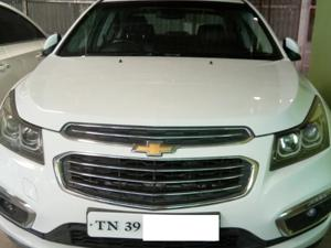 Chevrolet Cruze 2.0 LTZ AT BS4 (2017)