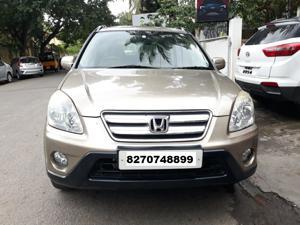 Honda CR V 2.4 MT (2005) in Coimbatore