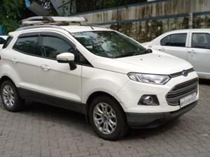 Ford EcoSport 1.5 TDCi Titanium (MT) Diesel (2014) in Mumbai