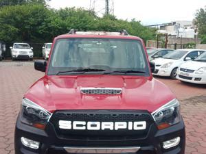 Mahindra Scorpio S4 1.99 (2017)