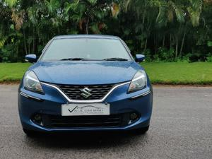 Maruti Suzuki Baleno Alpha Petrol (2016) in Hyderabad