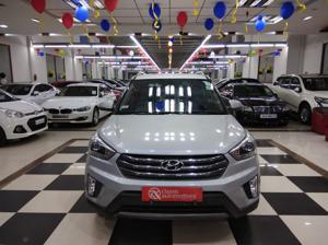 Hyundai Creta 1.6 SX Plus AT Petrol (2017) in Hospet
