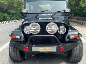 Mahindra Thar CRDe 4x4 AC (2012)