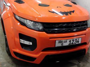 Land Rover Range Rover Evoque Dynamic SD4 (2012) in Mumbai