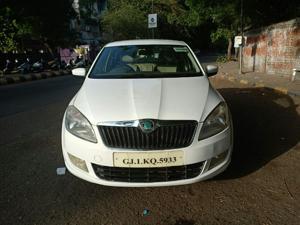 Skoda Rapid Elegance 1.6 TDI CR MT (2012) in Ahmedabad