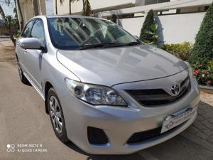 Toyota Corolla Altis D 4D J(S) (2013)