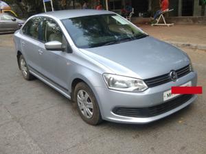 Volkswagen Vento 1.6L MT Trendline Petrol (2012)