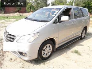 Toyota Innova 2.5 GX 8 STR BS IV (2014) in Faridabad