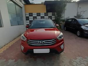 Hyundai Creta SX 1.6 CRDI VGT