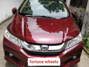 Honda City VX(O) 1.5L i-VTEC Sunroof (2017)