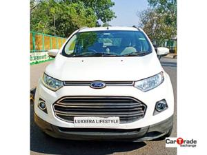 Ford EcoSport 1.5 Ti-VCT Titanium (AT) Petrol (2014) in Navi Mumbai