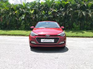 Hyundai Elite i20 1.4 U2 CRDI Asta Diesel (2017)