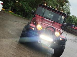 Mahindra Thar CRDe 4x4 BS IV (2012) in Indore