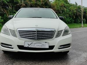 Mercedes Benz E Class E250 CDI BlueEfficiency (2011)