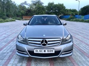 Mercedes Benz C Class 200 CGI Elegance (2012)