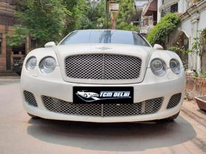 Bentley Continental GT V8 (2011)