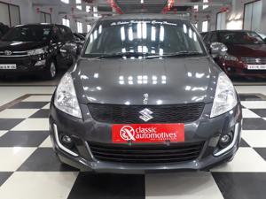 Maruti Suzuki Swift ZXi (2017)