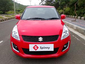 Maruti Suzuki Swift VXi (2014) in Pune