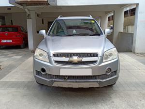 Chevrolet Captiva LT (2008)