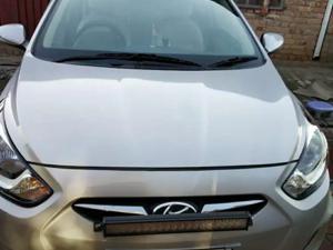Hyundai Verna Fluidic 1.6 CRDI (2011) in Amritsar