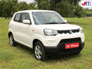 Maruti Suzuki S-Presso Vxi Plus AMT (2019)