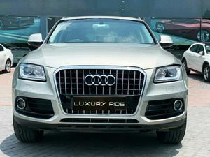 Audi Q5 2.0 TDI Quattro Premium+ (2013)