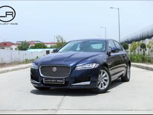 Jaguar XF Prestige Petrol (2018)