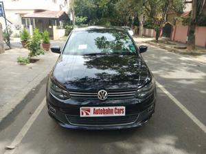 Volkswagen Vento 1.2L TSI (2014)