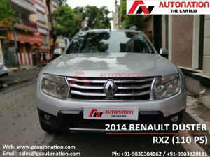 Renault Duster RxZ Diesel 110PS (2014) in Kolkata