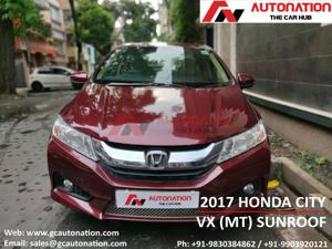 Honda City VX(O) BL 1.5L i-VTEC Sunroof (2017) in Kolkata
