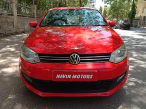 Volkswagen Polo Highline 1.6L (P) (2011) in Ahmedabad