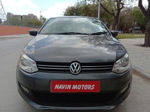 Volkswagen Polo Comfortline 1.2L (P) (2014) in Ahmedabad