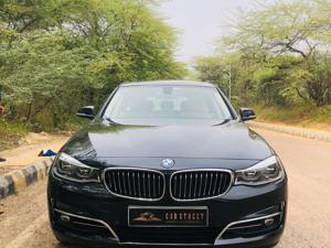 BMW 3 Series GT 320d Luxury Line (2017)