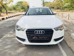 Audi A6 2.0 TDI Technology Pack (2014) in Faridabad