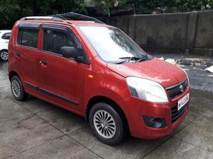 Maruti Suzuki Wagon R 1.0 MC LXI CNG (2013)