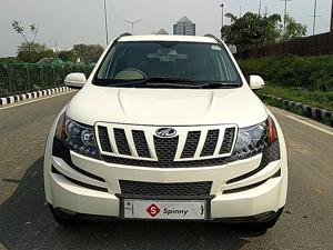 Mahindra XUV500 W6 (2014)