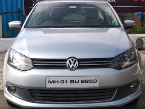 Volkswagen Vento Highline Petrol AT (2014) in Pune