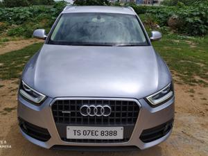 Audi Q3 35 TDI Premium Plus (2014)