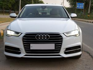 Audi A6 35 TDI Matrix (2016)