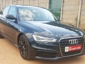 Audi A6 2.0 TDI Premium+ (2015) in Bangalore