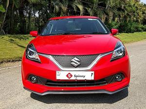 Maruti Suzuki Baleno RS (2017) in Hyderabad
