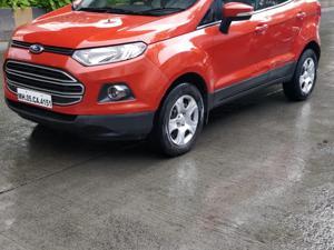 Ford EcoSport 1.5 TDCi Trend (MT) Diesel (2014) in Mumbai