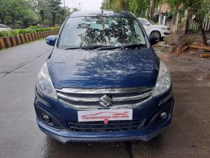Maruti Suzuki Ertiga VXI CNG (2017) in Mumbai
