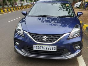 Maruti Suzuki Baleno Alpha 1.2 AT (2019)