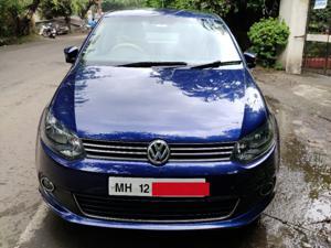 Volkswagen Vento 1.6L MT Highline Diesel (2014) in Pune