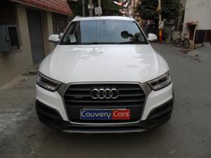 Audi Q3 35 TDI Premium + Sunroof (2017) in Bangalore
