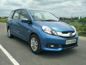Honda Mobilio V(O) i-DTEC (2015) in Hyderabad