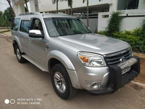 Ford Endeavour 3.0L 4x4 AT (2010) in Hyderabad