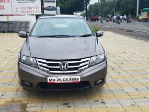 Honda City 1.5 V MT Sunroof (2014) in Aurangabad