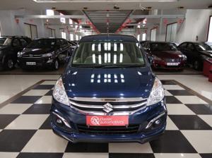 Maruti Suzuki Ertiga ZXI BS IV(WITH ALLOY) (2018)